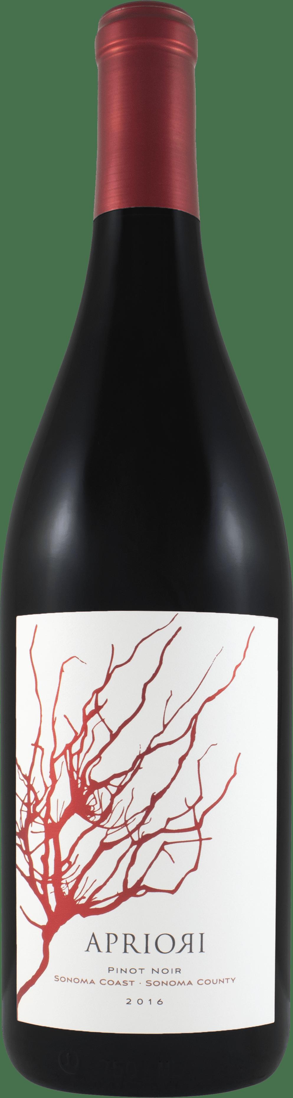 2016 Apriori Pinot Noir Sonoma Coast