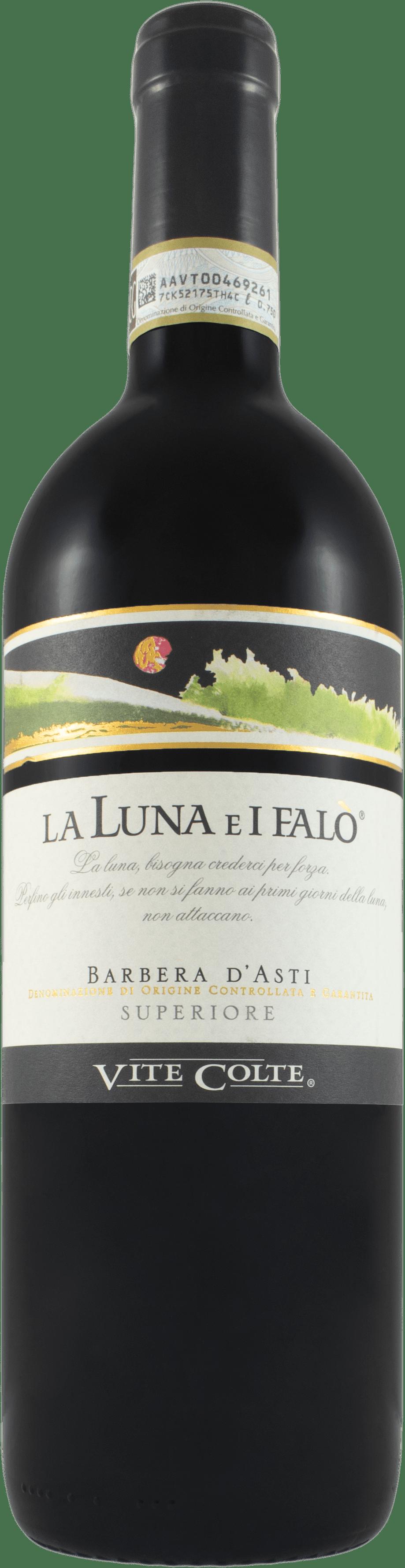 2016 Vite Colte Barbera D'asti Superiore Luna E I Falo
