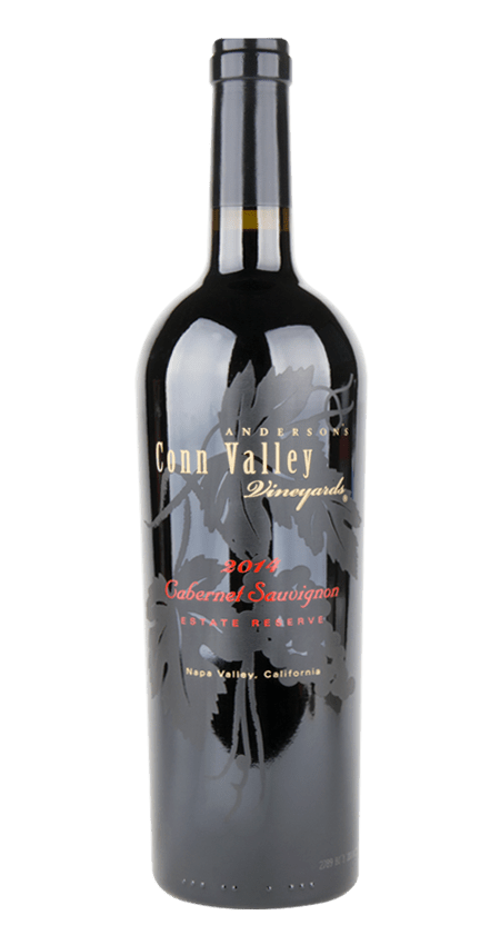 94 Pt. Anderson's Conn Valley Vineyards Napa Estate Reserve Cabernet Sauvignon 2014