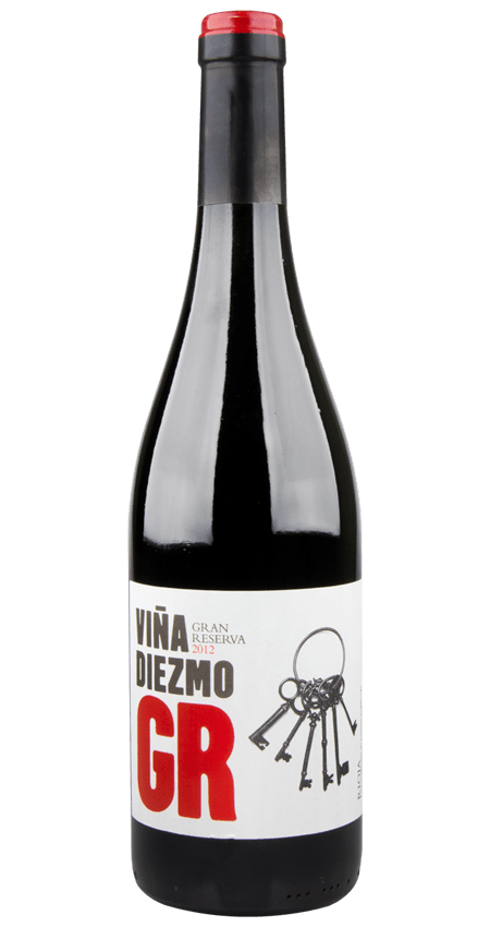 94 Pt. Rioja Gran Reserva 2012 Casa Primicia Viña Diezmo