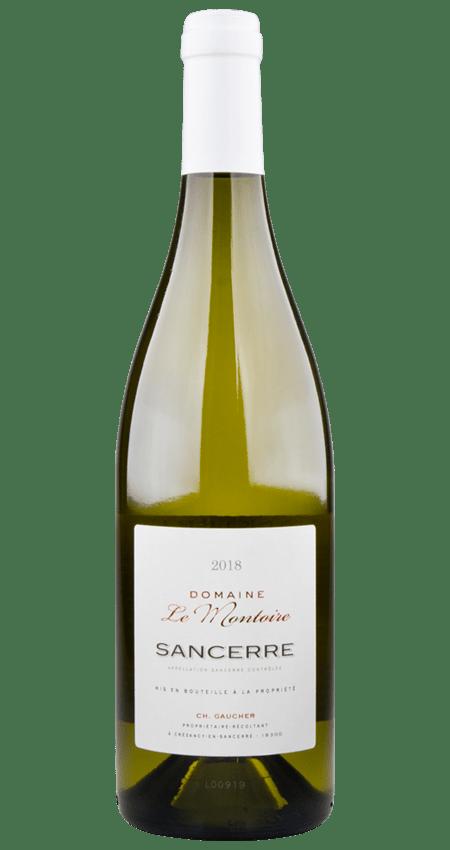 94 Pt. Sancerre Blanc 2018 Domaine Le Montoire