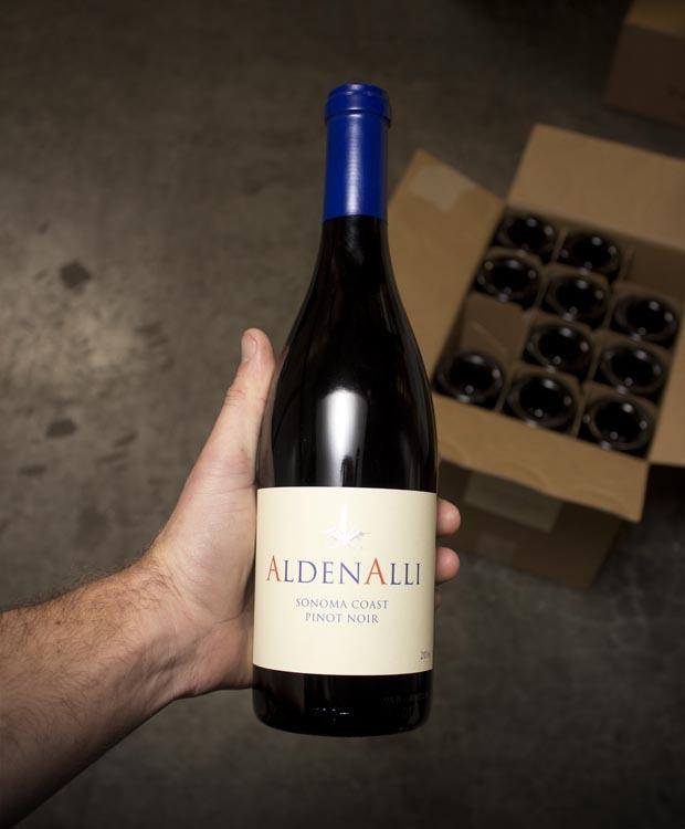 Aldenalli Pinot Noir Sonoma Coast 2016