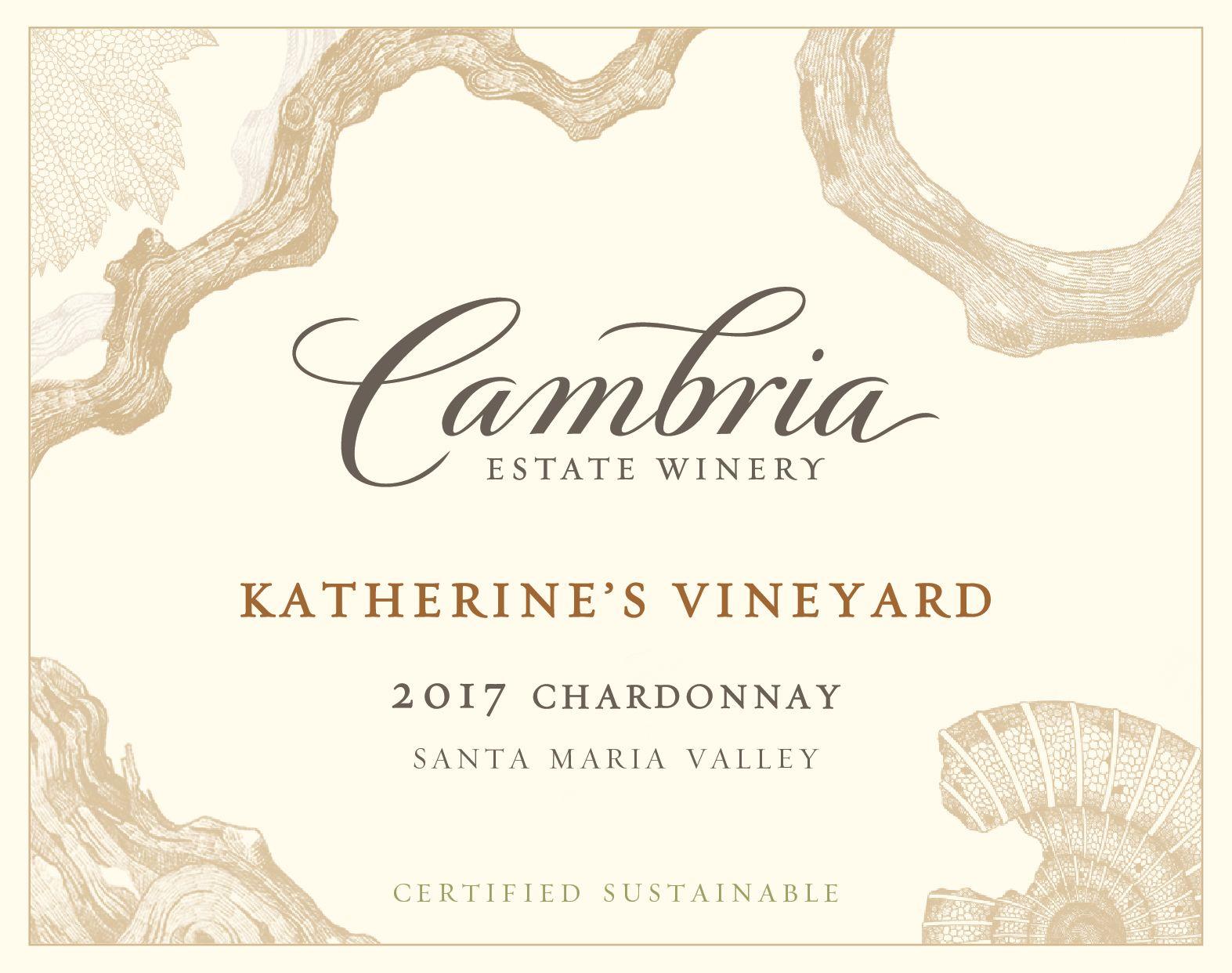 Cambria Katherine's Vineyard Chardonnay 2017
