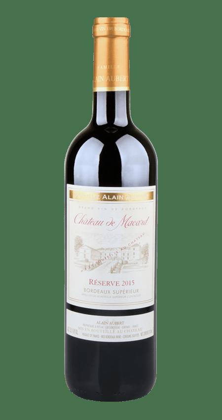 Château de Macard Réserve 2015 Bordeaux Supérieur