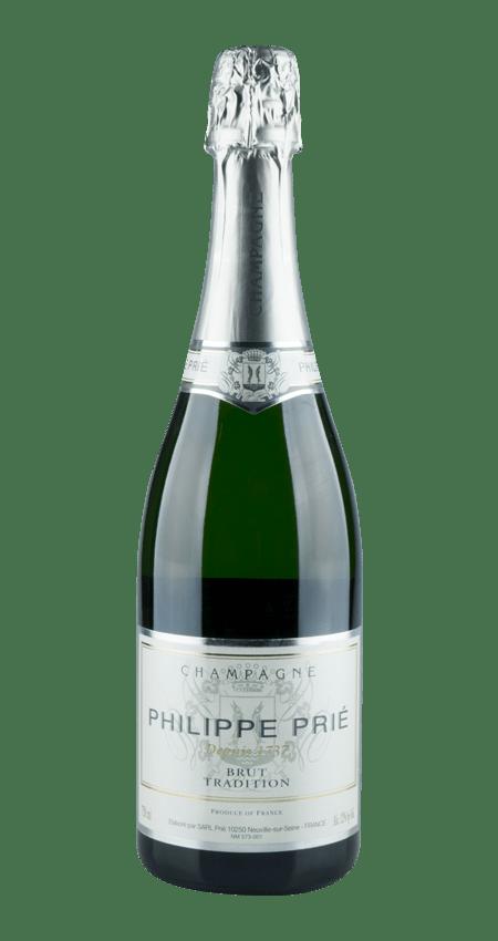 Champagne Philippe Prié Brut Tradition