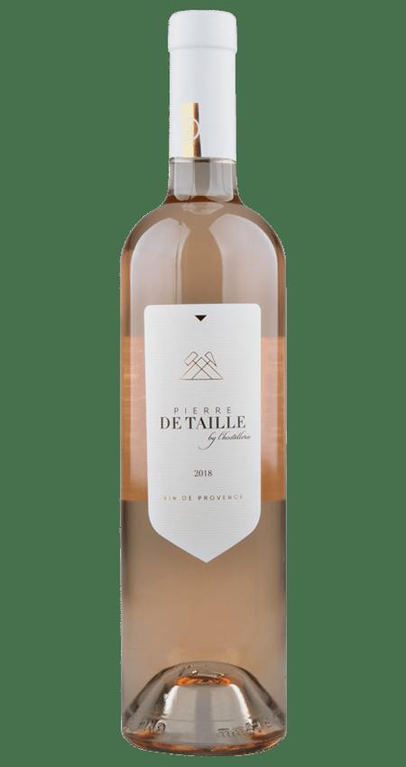 Côteaux d'Aix-en-Provence Rosé 2018 Pierre de Taille