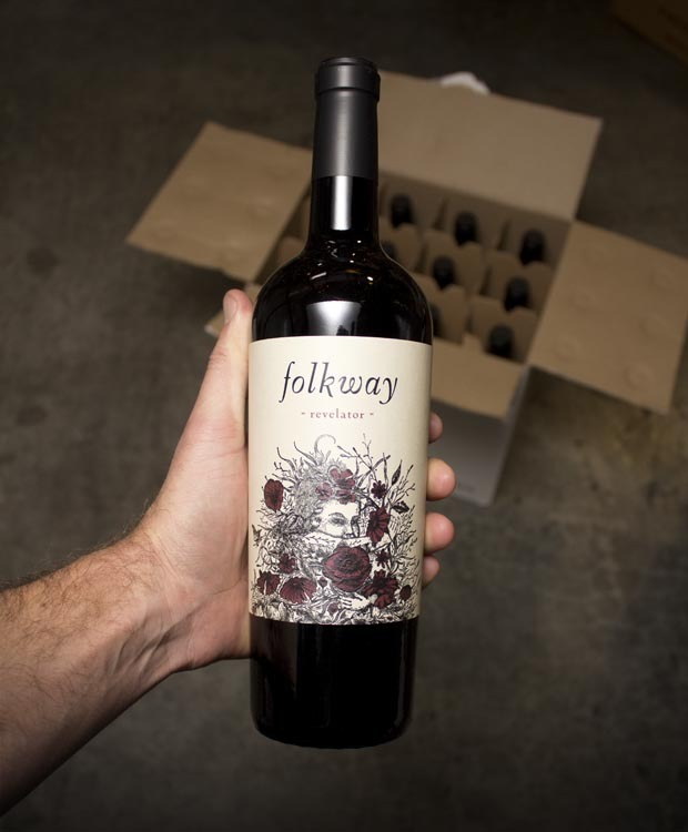Folkway Revelator Red Blend 2016