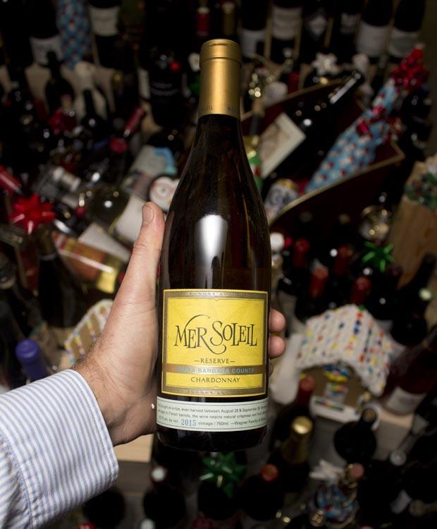 Mer Soleil Chardonnay Reserve Santa Barbara 2015