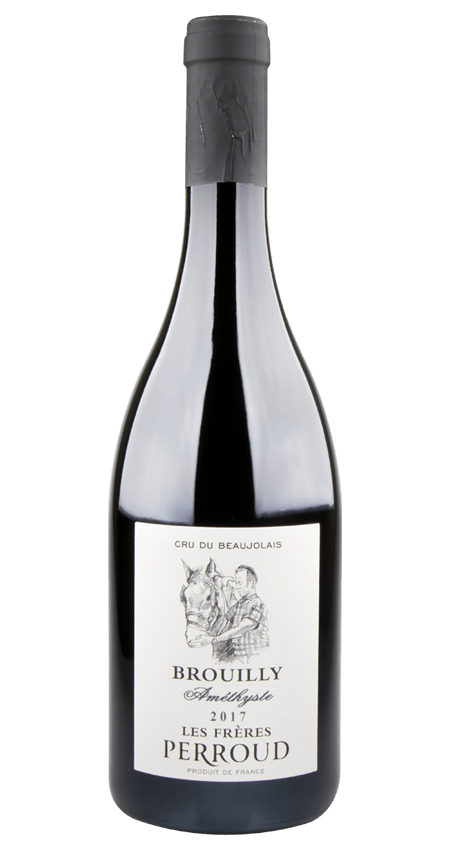 Les Frères Perroud Beaujolais Brouilly Amethyste 2017