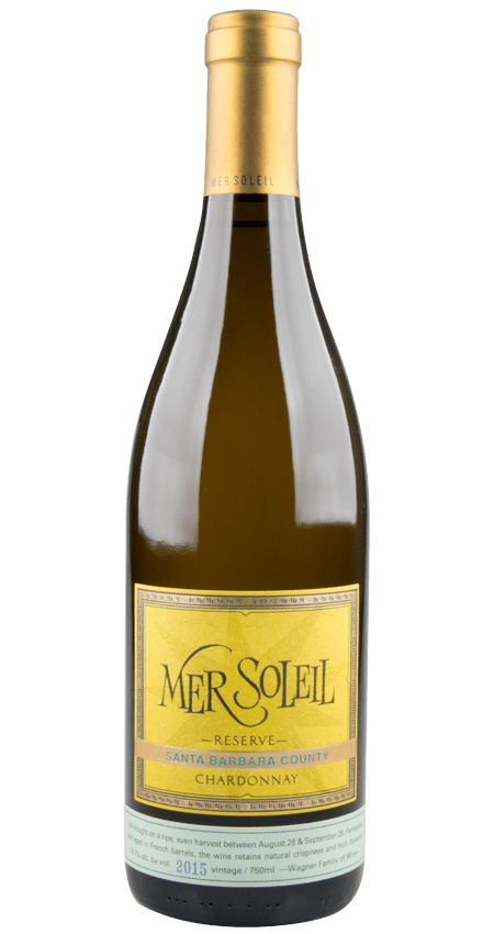 Mer Soleil Reserve Santa Barbara County Chardonnay 2015