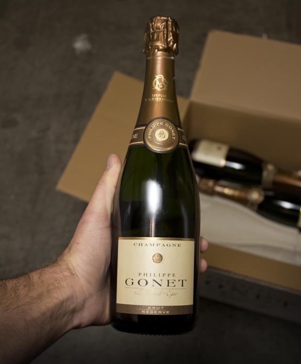 Philippe Gonet Champagne Brut Reserve NV
