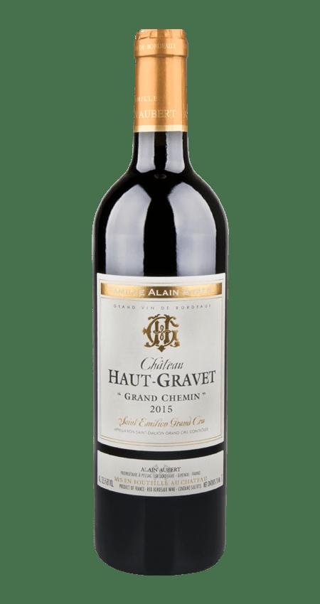 Saint-Émilion Grand Cru 2015 Château Haut-Gravet 'Grand Chemin'