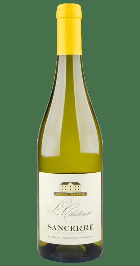 Sancerre Sauvignon Blanc Loire Valley Paul Régis Le Chatenai 2018