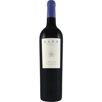 2014 Baer Winery Arctos Stillwater Creek Vineyard