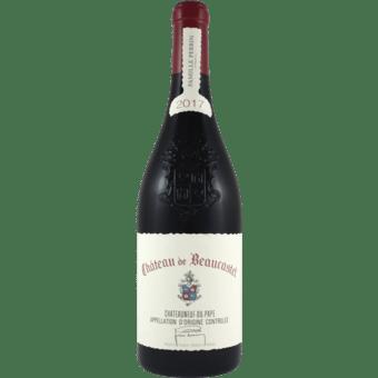 2017 Beaucastel Chateauneuf Du Pape Rouge