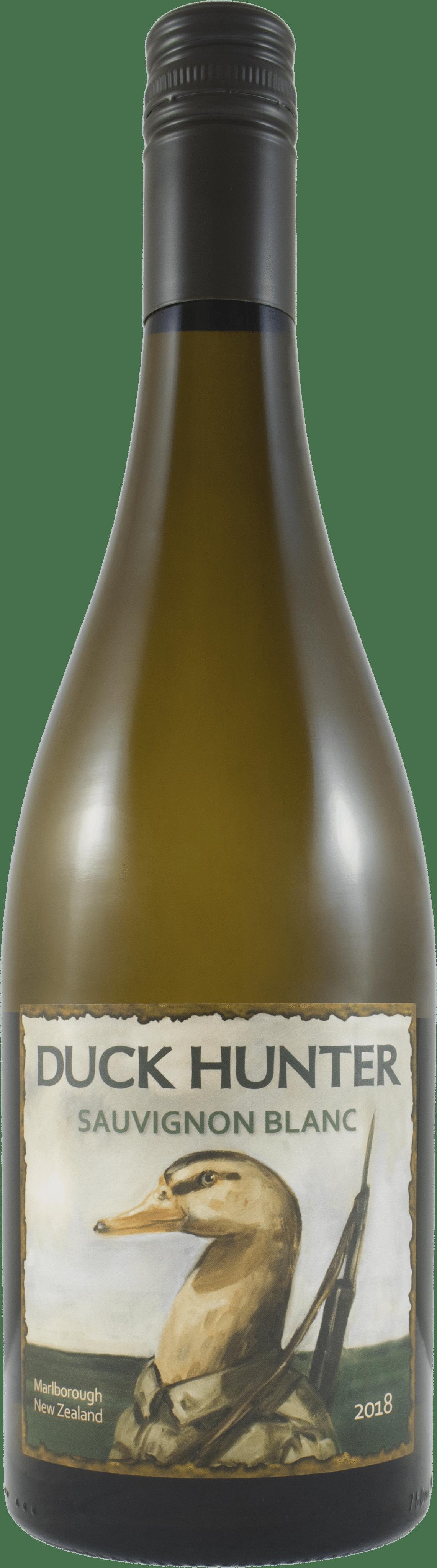 2018 Duck Hunter Sauvignon Blanc