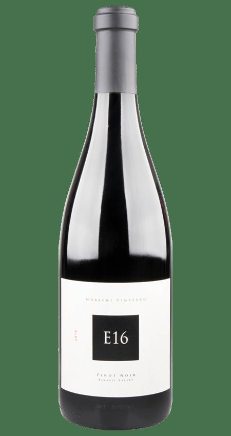 93 Pt. E16 Bennett Valley Moaveni Vineyard Pinot Noir 2016
