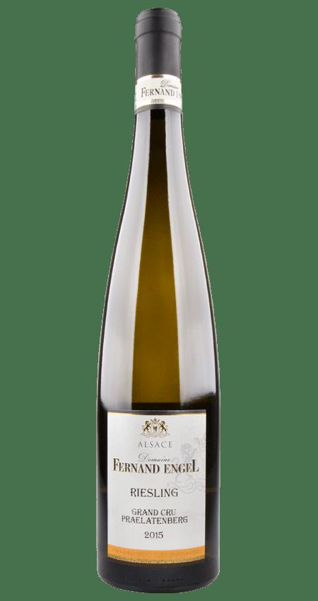 94 Pt. Grand Cru Alsace Dry Riesling 2015 Domaine Fernand Engel Praelatenberg