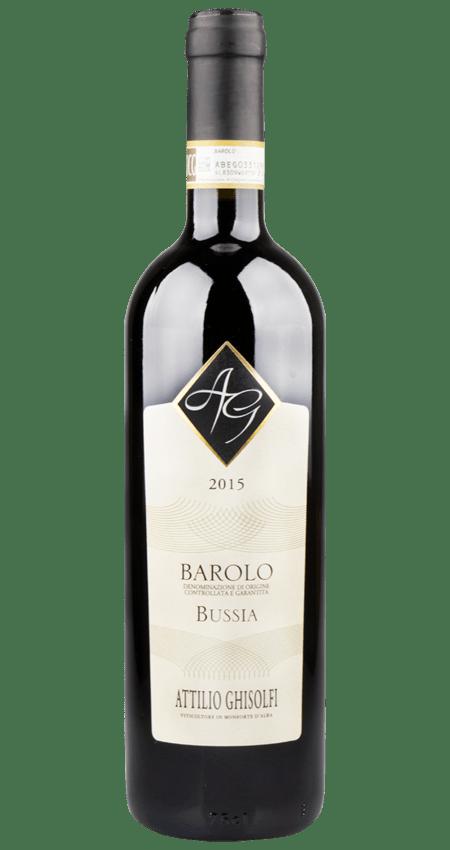 95 Pt. Ghisolfi Barolo Bussia 2015