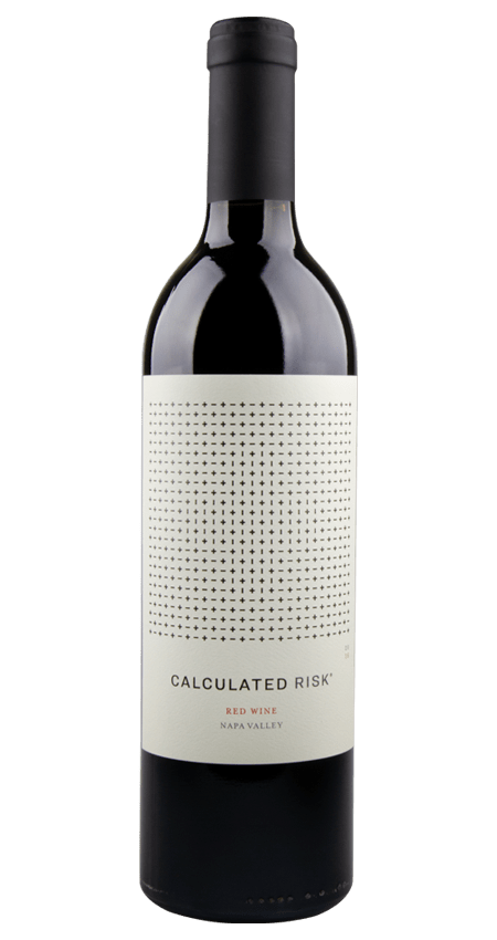 Calculated Risk Napa Valley Red Wine 2016