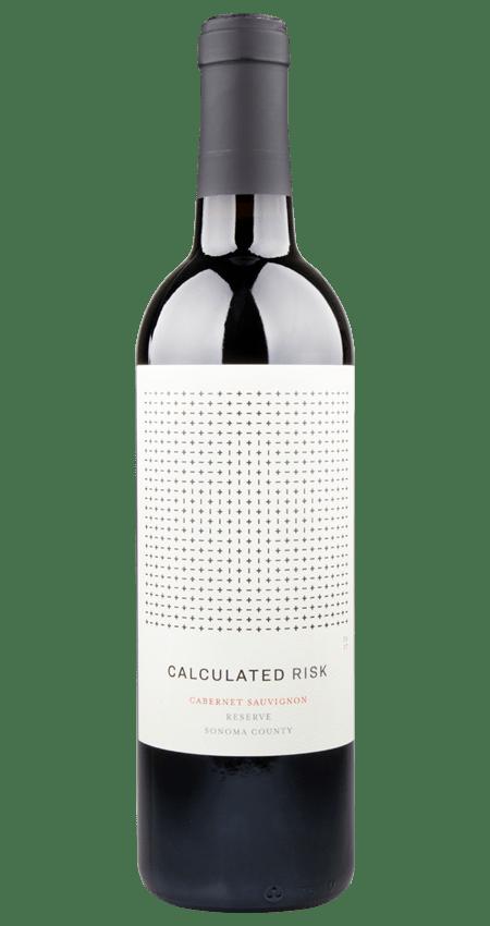 Calculated Risk Sonoma County Cabernet Sauvignon 2017