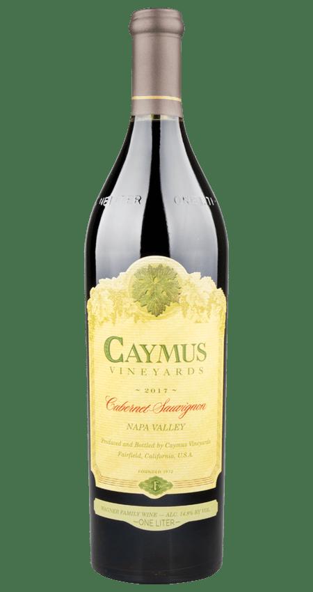 Caymus Napa Valley Cabernet Sauvignon 2017 Magnum (1.0 Liter)