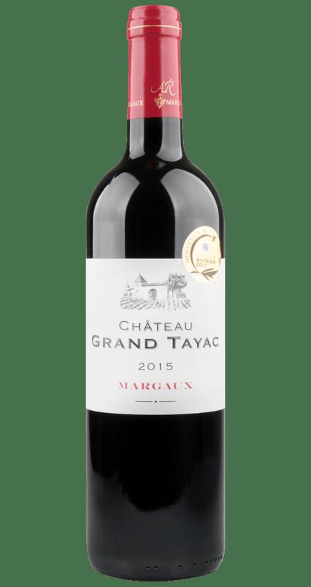 Château Grand Tayac Margaux 2015