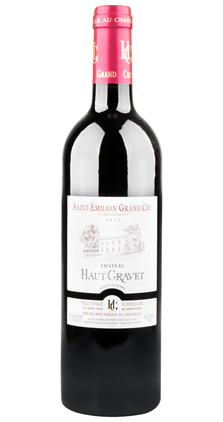Château Haut Gravet 2015 Saint-Émilion Grand Cru