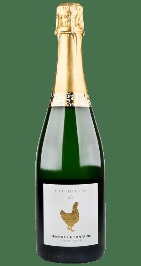 Champagne Brut NV Jean de la Fontaine L'Éloquente