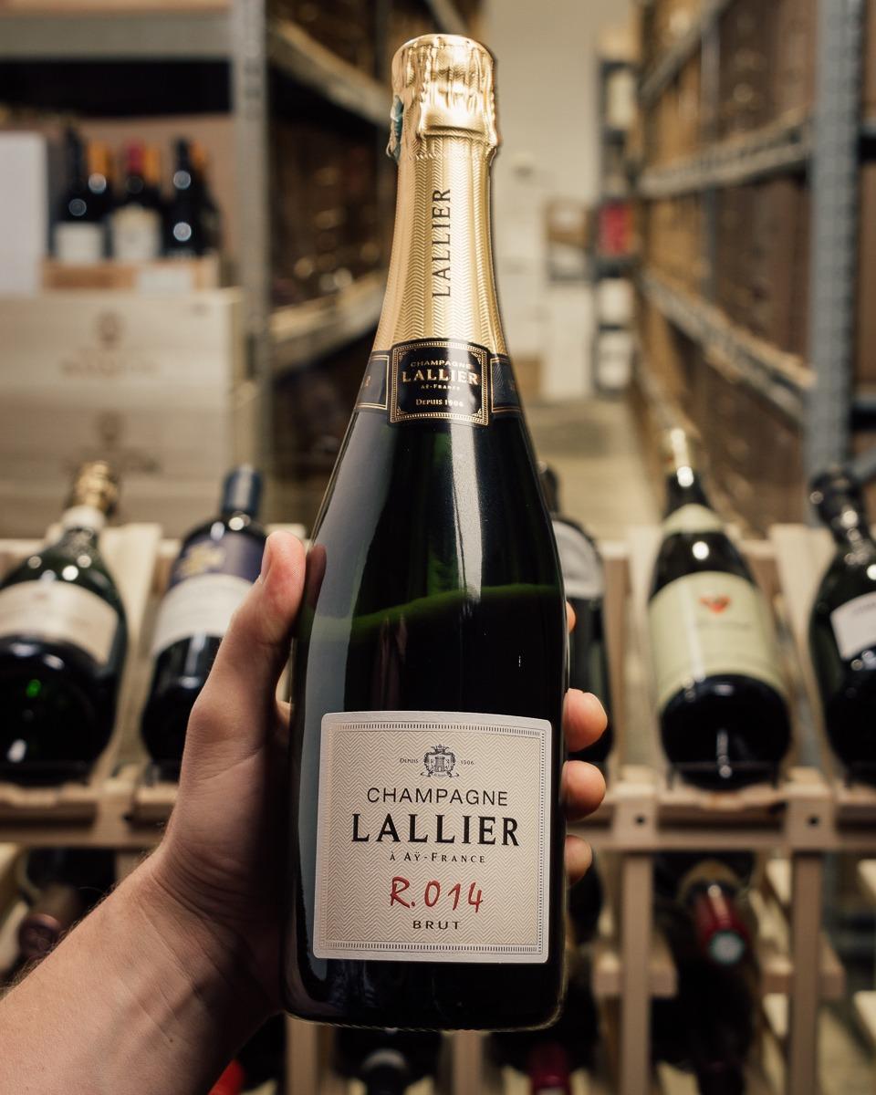 Champagne Lallier Brut R.014 NV
