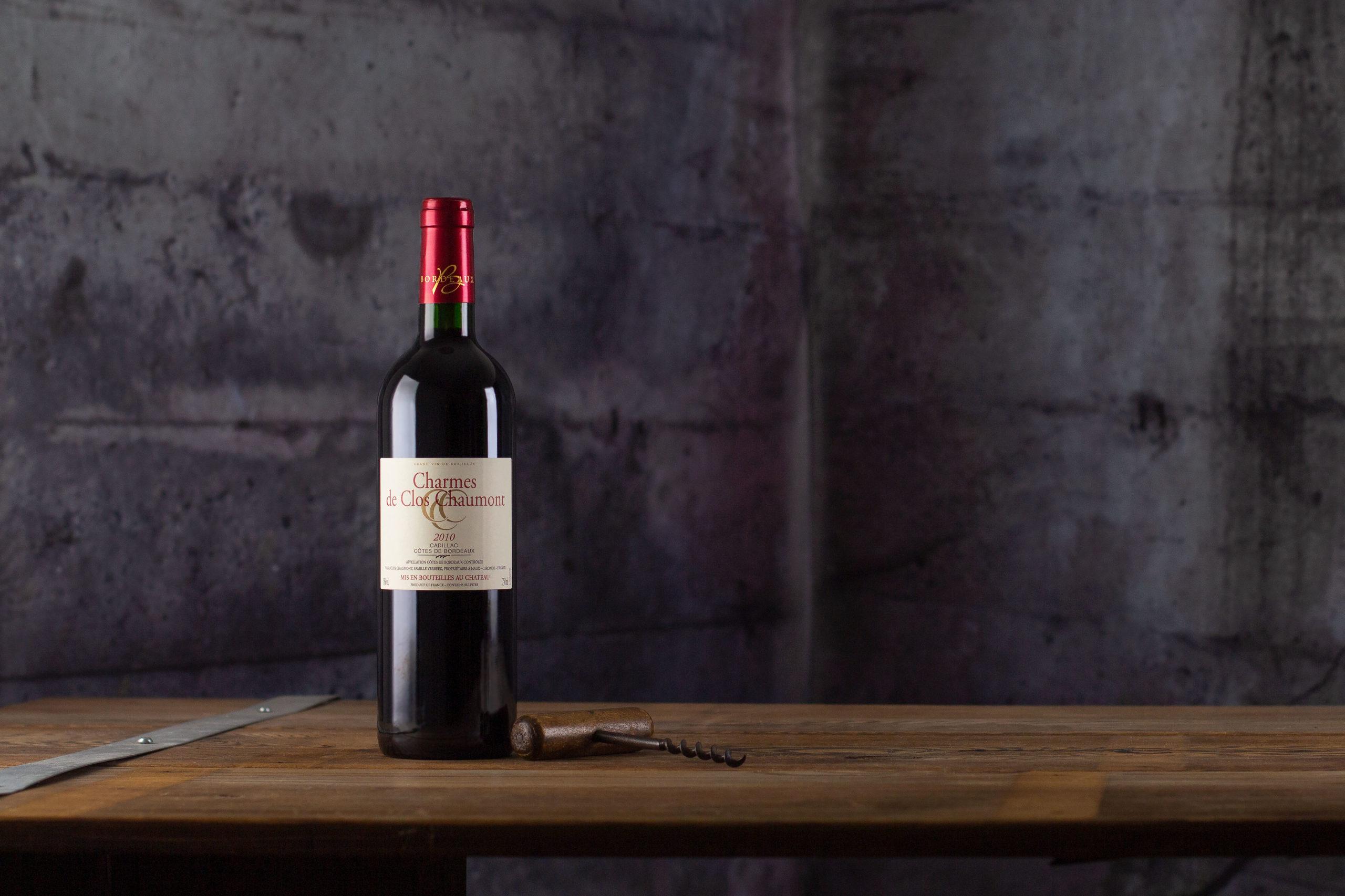 Charmes de Clos Chaumont, Cadillac Côtes de Bordeaux