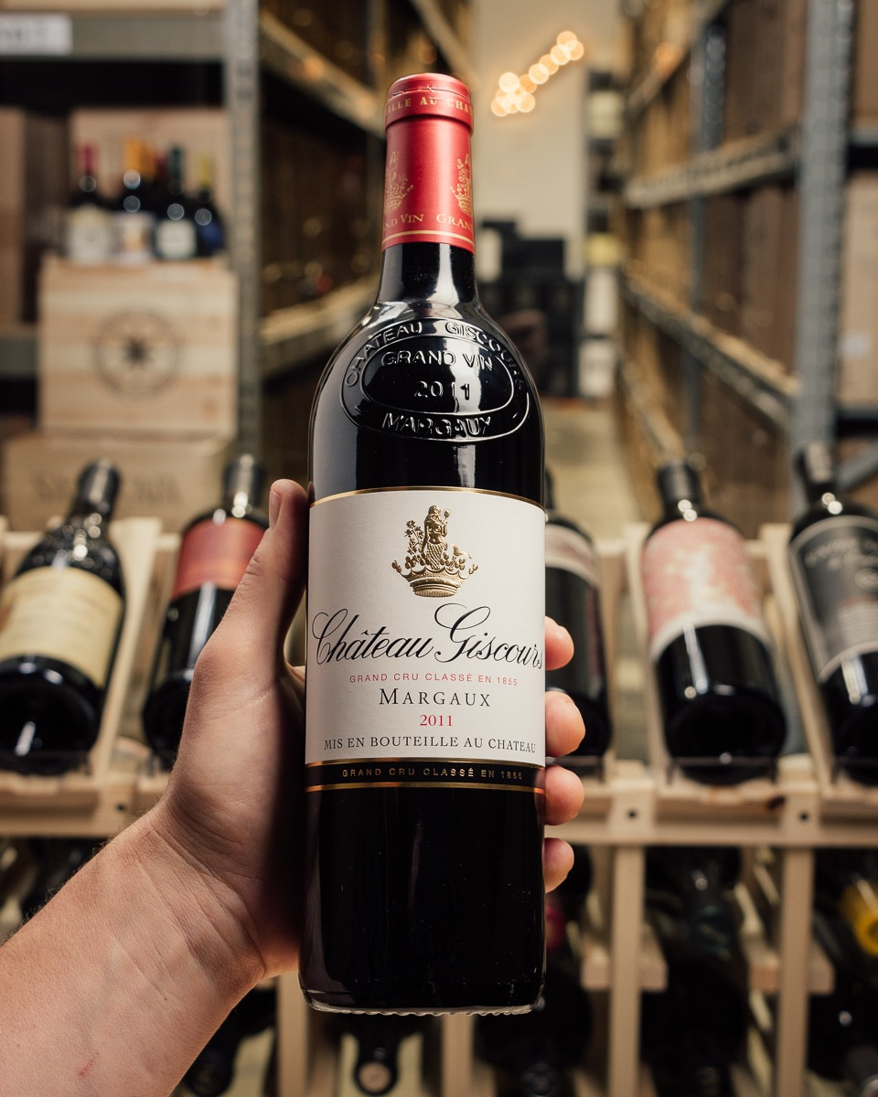 Chateau Giscours Margaux 2011
