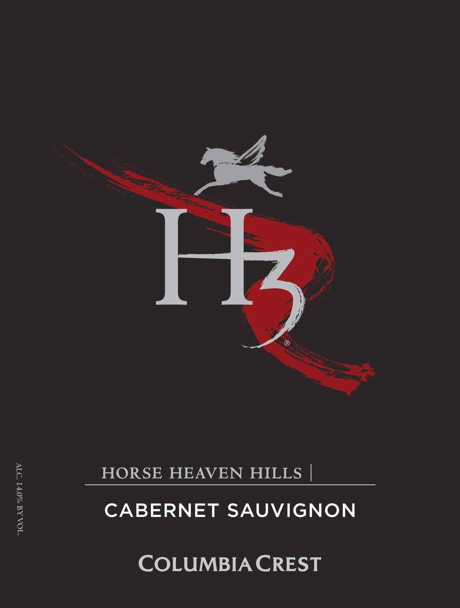 Columbia Crest H3 Cabernet Sauvignon 2016
