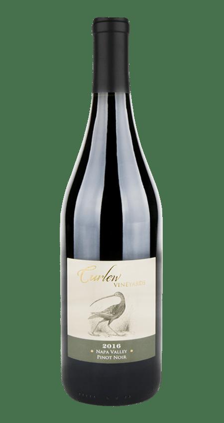 Curlew Vineyards Napa Valley Pinot Noir 2016