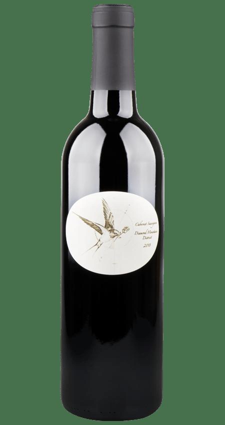 Diamond Mountain Cabernet Sauvignon 2018 Napa Valley Thread Feathers
