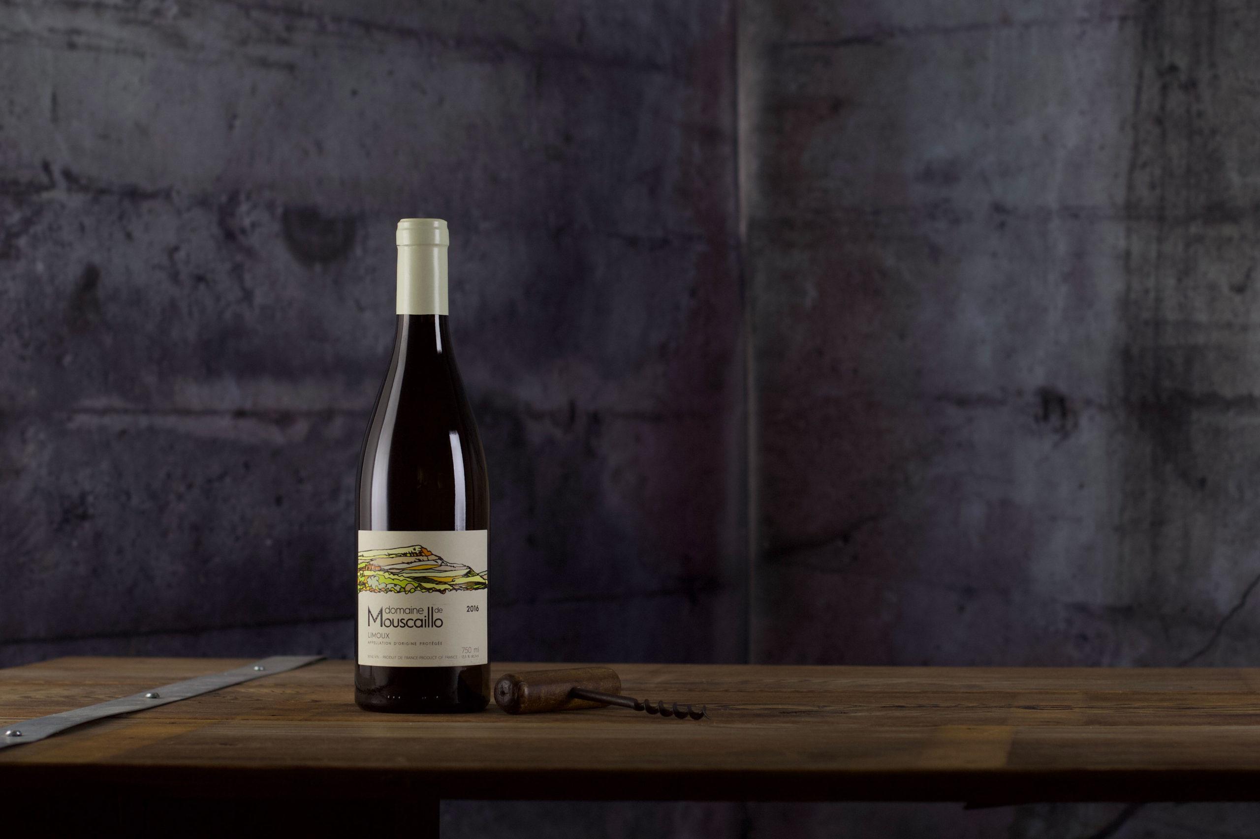 Domaine de Mouscaillo, Limoux Chardonnay