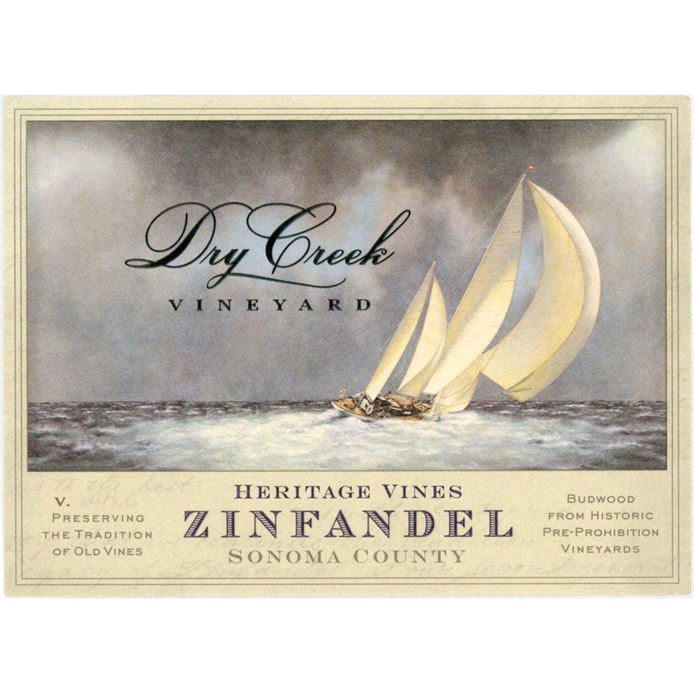 Dry Creek Vineyard Heritage Zinfandel 2017