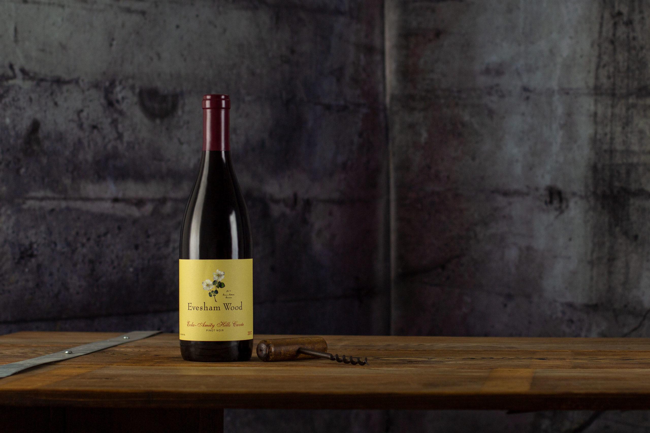 Evesham Wood, Eola-Amity Hills Pinot Noir