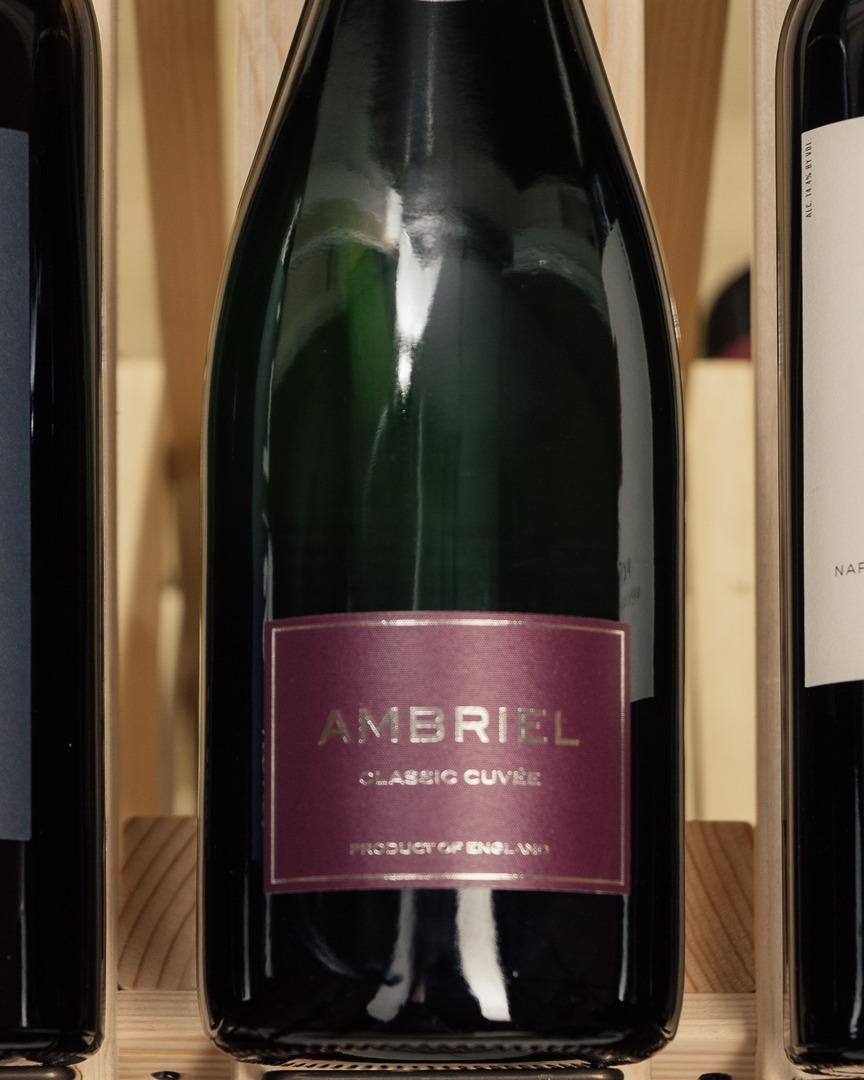 Ambriel Classic Cuvee Sparkling Wine (England) NV