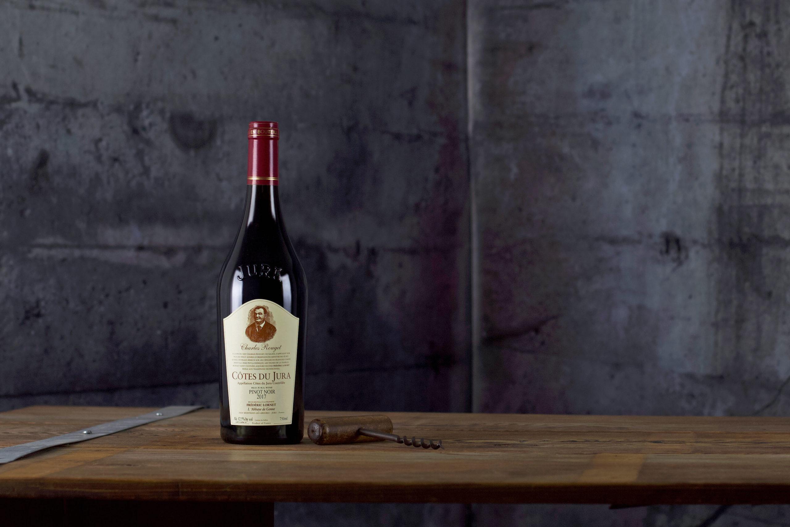"Frédéric Lornet, Côtes du Jura ""Charles Rouget"" Pinot Noir"