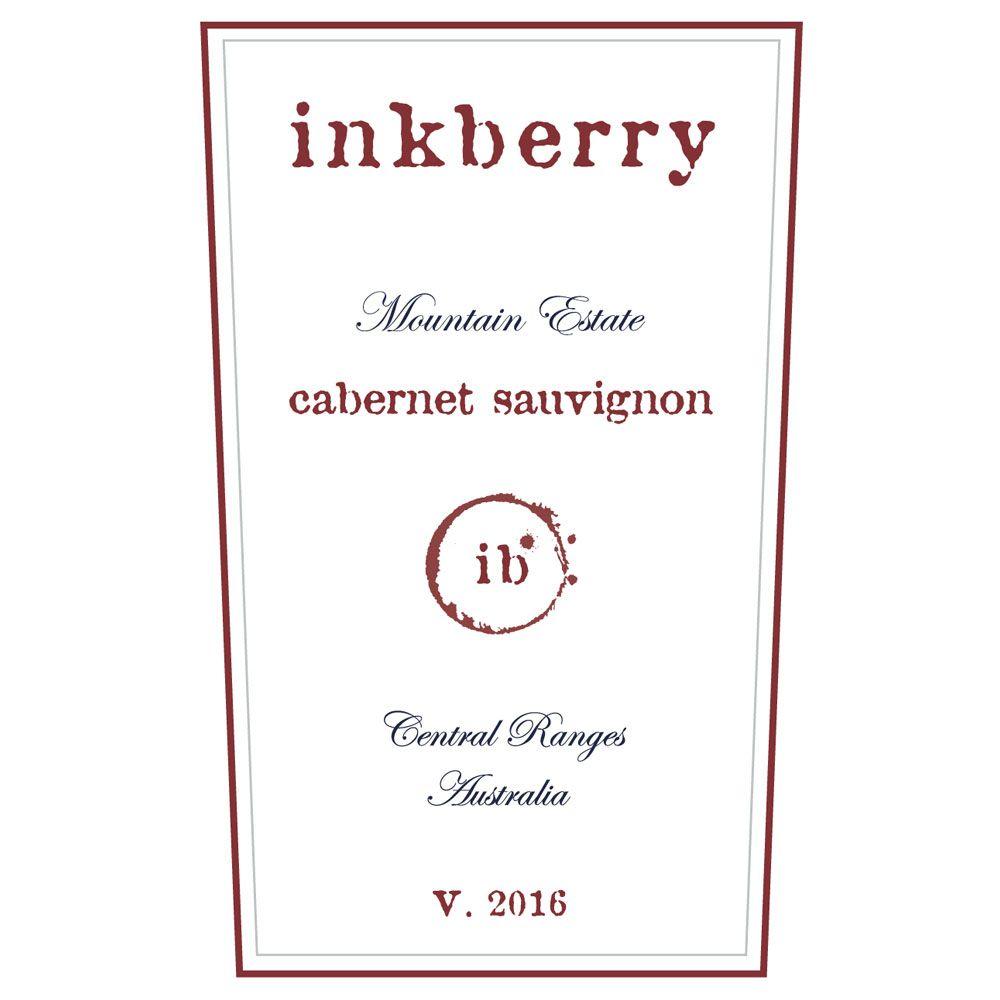 Inkberry Mountain Estate Cabernet Sauvignon 2016