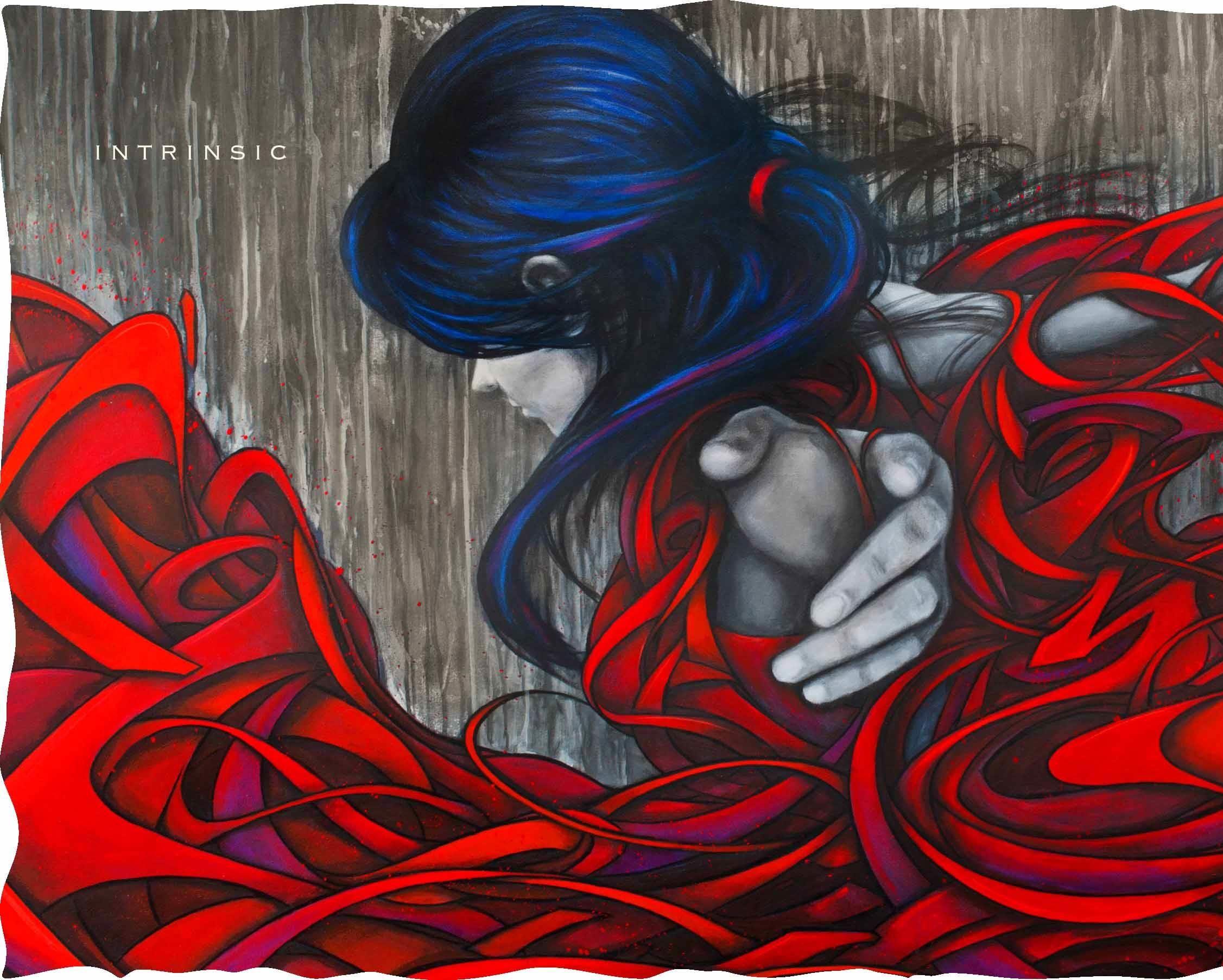 Intrinsic Red Blend 2017