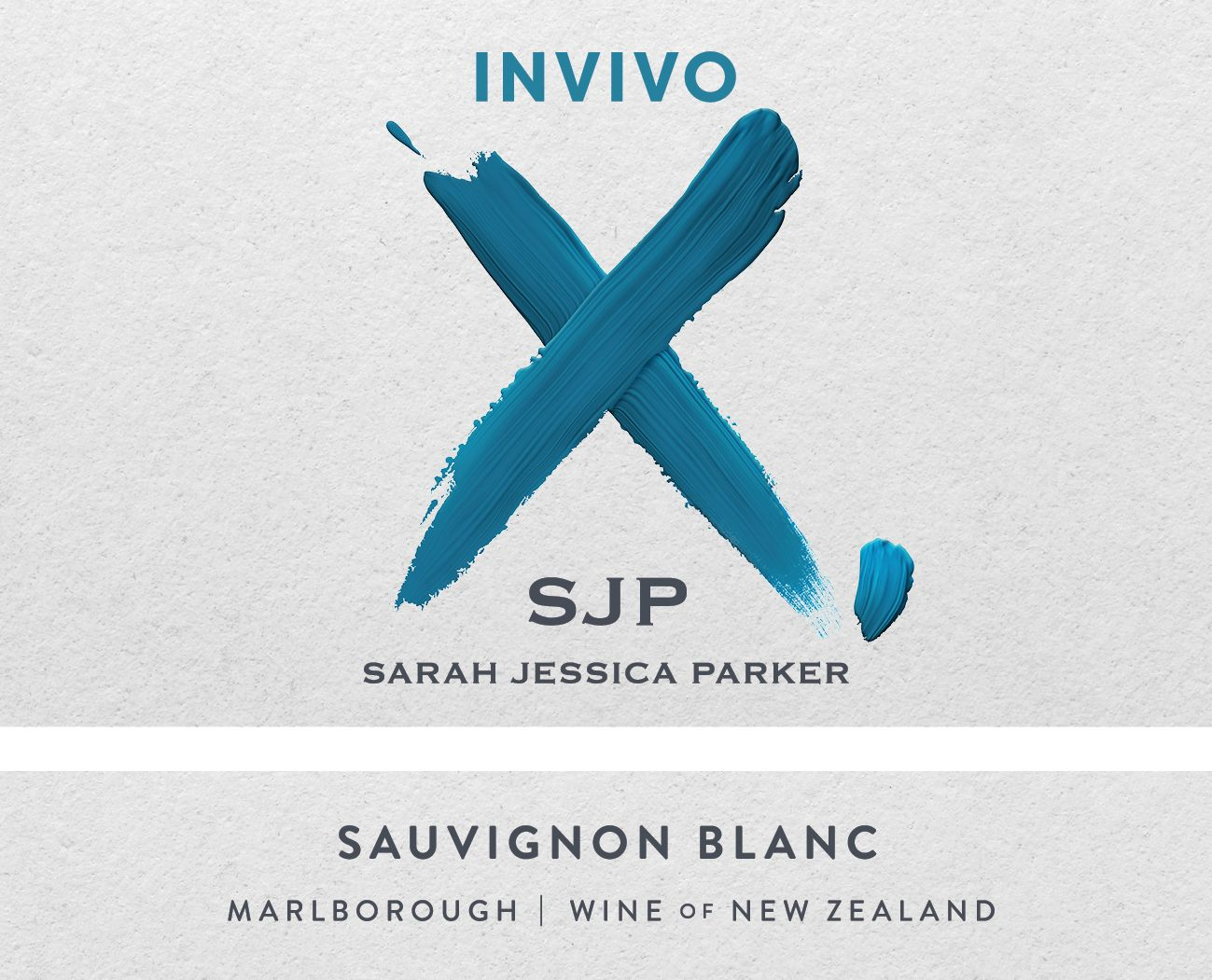 Invivo X by Sarah Jessica Parker Sauvignon Blanc 2019