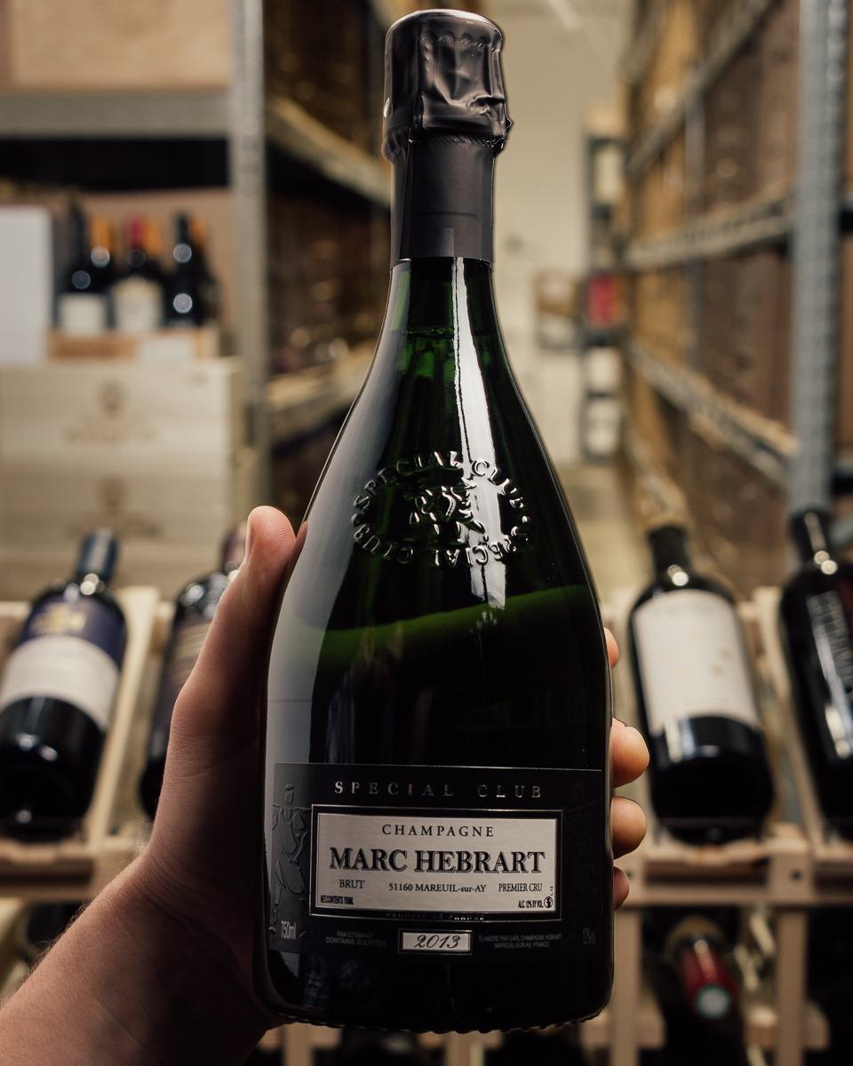 Marc Hebrart Special Club Brut 1er Cru 2013