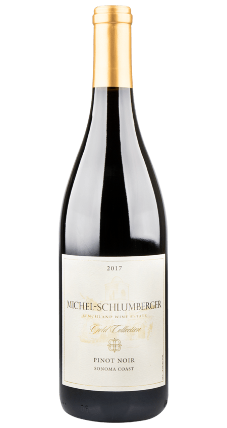 Michel-Schlumberger Sonoma Coast Pinot Noir 2017 Gold Collection