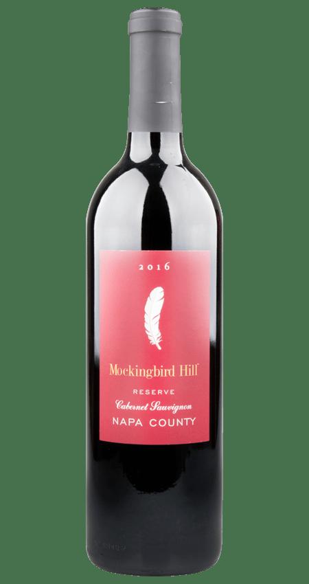 Mockingbird Hill Napa County Reserve Cabernet Sauvignon 2016 Red Label