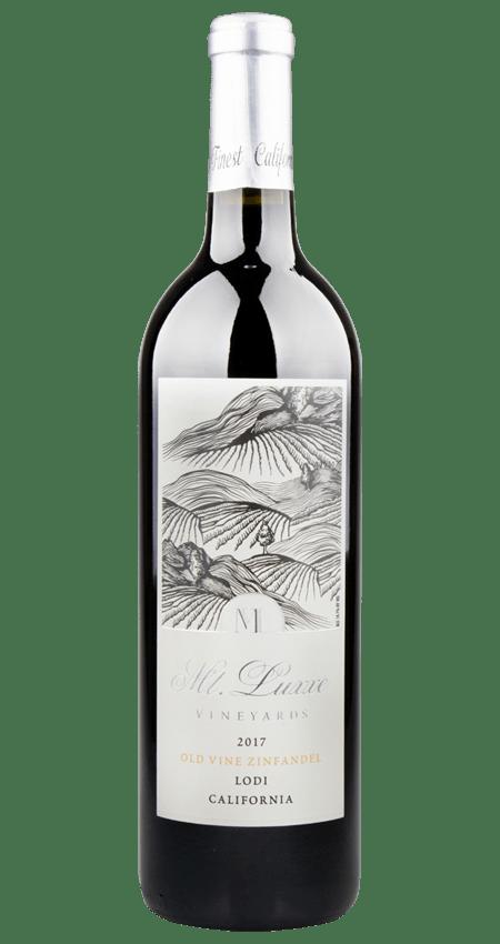 Mt. Luxxe Old Vine Zinfandel Lodi 2017