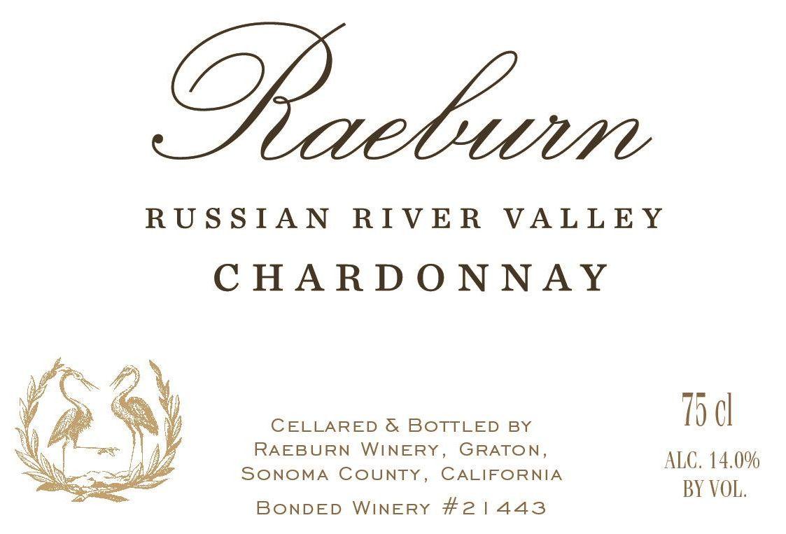 Raeburn Chardonnay 2017