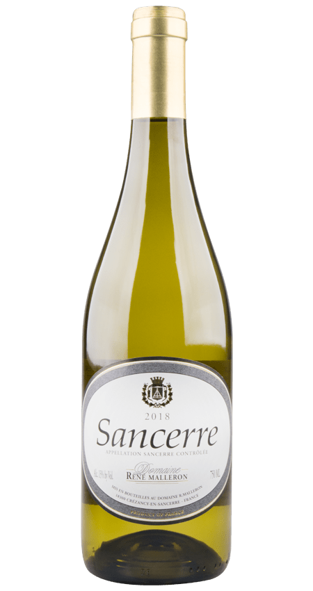 Sancerre Sauvignon Blanc 2018 Domaine René Malleron