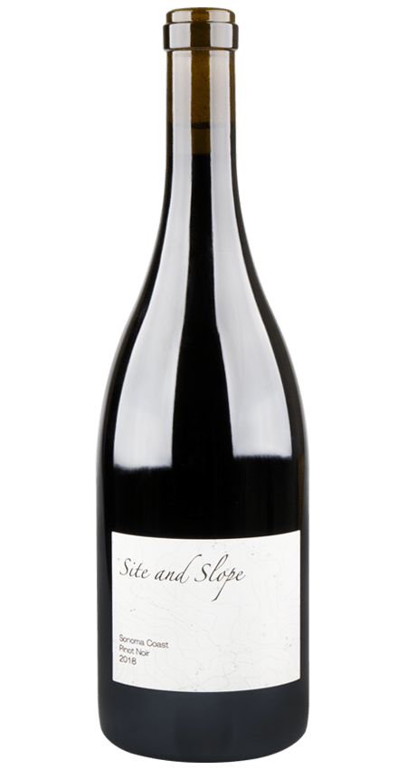 Site and Slope Sonoma Coast Pinot Noir 2018